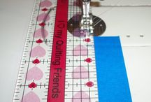 Quilting Tips / by Quilted Cottage