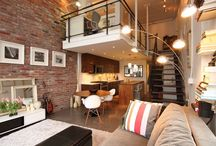 Loft and Warehouse / by Caz
