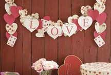 Valentine Things / Clever ideas for Valentine's Day. / by Carrie Honeycutt