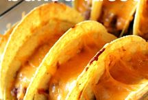 Recipes: Tacos & Enchiladas of all kinds / by Natural & Frugal: Raising 6 kids - Cheree