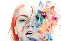 Paintings / by Natasha Selim