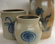 Crocks/ Stoneware / by Denise Beduhn