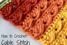 crochet / by Maria Pelance