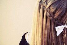 tress me up! / hairstyles :) & tricks / by Rachel Meekins