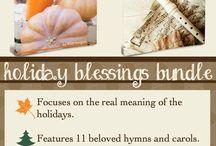 Holidays: Christmas / by Lynnae McCoy