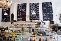 Café Inspiration / by Jessica E. Roberts