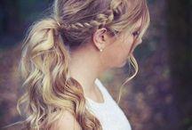 Hair Ideas / by Cheri Jansen