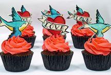 Cupcakes :-) / by Elizabeth Williamson