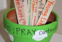 Sunday School Crafts / by Lisa Chambers Potter
