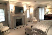 Master bedroom / by Sarah Montemayor
