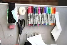 Office Organization / by Christine Fuchsel