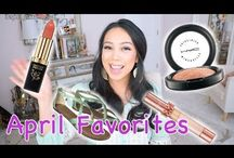 April Beauty and Fashion Favorites 2014 / April Beauty and Fashion Favorites 2014 http://youtu.be/oVQiL3StfFk / by Judy