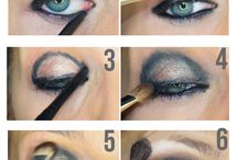 Make-up tips / by Elizabeth Spinsby