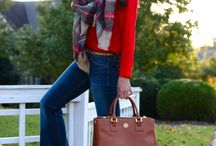 Fall | Winter Style / by Stephanie Blankenship