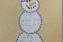 Kindergarten Winter / by Shaylin Pedelty