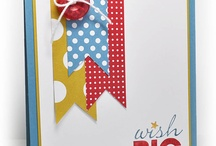 Birthday Cards, Mini Albums & Tags / by Debbie Gibson