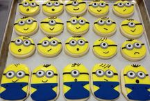 Decorated Cookies / by Carolyn Gaff