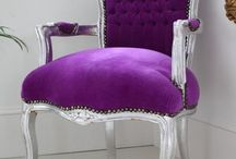 Purple Decor Ideas / For those who have a passion for the color purple! / by Inspired Decor