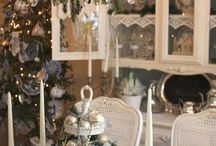 Christmas - Shabby Chic / by Kelly Wright