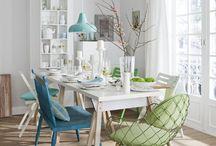Dining room / by Darren Mercer Interiors