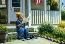 ART - ROBERT DUNCAN / by Carolyn Temple