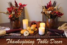 Thanksgiving *Bonnie's Heart and Home* / Everything Thanksgiving / by Bonnie's Heart and Home & Valor Virtual Solutions