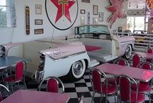 Meet me at the Diner / by Carolyn Tarver