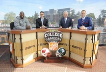 Live and Breathe College Football / Everything College Football! #NCAAFootball #CollegeFootball #Gameday / by Fan Gear Unlimited