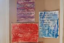 Homeschool - Writing / by Michelle Hulse