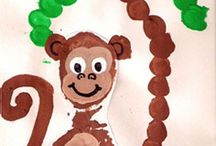 Art For Toddlers  / by Kelly Craig