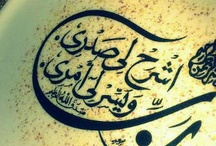 Calligraphy / by Ali Abdella