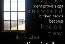 Godly Encouragement / by Brandi Shinn