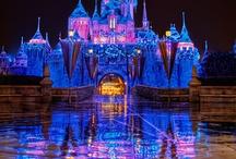 Disneyland / by Melissa Gentz