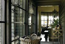 Entrances, Hallways, and Stairs / by MaryLiz LeBoeuf