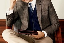 Business Attire for Men / SMGI's take on men's fashion for the office  / by SMGI