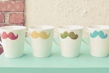 I mustache you a question / by Melissa Pond