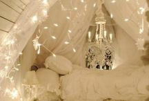 Bedrooms / by Trinity Sohn-Carlos
