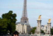 Parks in Paris / Ben takes Leslie to Paris / by Parks and Rec