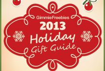 2013 Holiday Gift Guide / by Wendy | GimmieFreebies