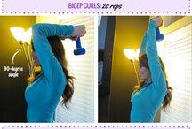 Get fit / by Lindsay Line