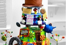 Cakes / by Tabatha Haney Rossi-Espagnet