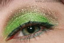 Nails, hair and eyes / by Teri Morgan