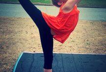 Anna Leigh Jones / Cheer, Gymnastics, Modeling and Dance. / by Tara Jones