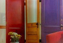 Door Repurposing / by Habitat Store Spokane