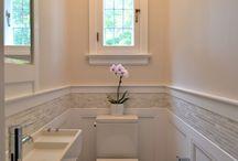 Bathroom Ideas / by Amy Hill Baisley