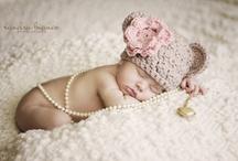 Baby photoshoot ideas / by Jessica Minzinga