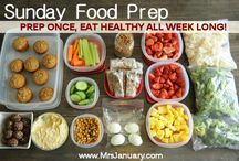 Healthy eats/acts / by Bonnie Smith