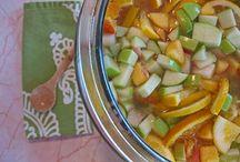 Pinterest Food Inspirations / by Ross Sveback