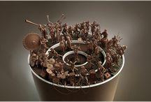 Esculturas!! / by Carmen Escamilla Sevilla