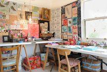 Dreamy Art Studio / by Missy Fauser, EdD, LPC